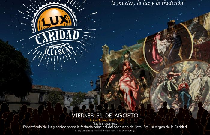 VIDEO LUX CARIDAD ILLESCAS